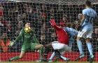 Chấm điểm Man Utd trận Man City: 'Thánh nhọ' Lukaku