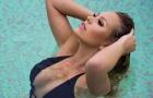 Kate Wright - bạn gái xinh của huyền thoại M.U