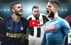 Những bàn thắng đẹp nhất Serie A từ đầu mùa