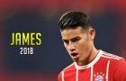 Sự hồi sinh của James Rodriguez ở Bayern Munich