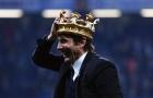 Antonio Conte và ánh hào quang ảo của 'ông hoàng ngụy biện'