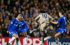 Cú lắc hông và dứt điểm điệu nghệ của Ronaldinho làm tung lưới Chelsea