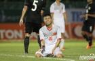 Dàn sao HAGL tại U21 Việt Nam lại bất lực trước người Thái