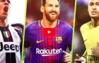 Top 40 pha đá phạt đẹp mắt nhất năm 2017