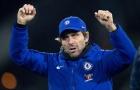 Antonio Conte vẫn không vui nổi dù Chelsea thắng Huddersfield