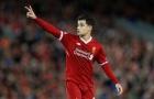 Coutinho: 'Tôi thích vai trò mới tại Liverpool'