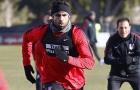 Gần đến ngày trở lại, Diego Costa tăng cường nhồi thể lực