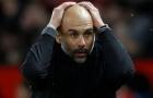 Với Pep Guardiola, Man City vẫn còn một vấn đề