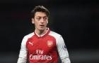Chọn Man Utd hay Barca, Mesut Ozil đã có quyết định cuối cùng