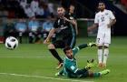 Cơn ác mộng dứt điểm vẫn chưa thôi 'ám' Real Madrid