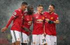 Đập tan dư luận, Lukaku lập công đưa Man United đến chiến thắng