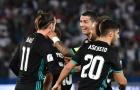 Marco Asensio thể hiện ra sao vs Al Jazira?