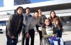 Messi và Barca chào đón nồng hậu vị khách đặc biệt