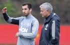 Mourinho lên tiếng, tương lai Mkhitaryan càng mờ mịt