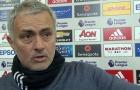 Mourinho thề BÁM ĐUỔI Man City: Không đua vô địch, tôi còn ở đây làm gì?