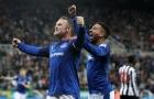 Sánh ngang Lukaku và Morata, Rooney giúp Everton tiếp tục hồi sinh