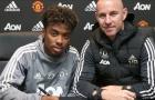 Angel Gomes - Tài năng trẻ vừa kí hợp đồng với Man Utd