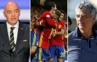 FIFA sờ gáy, Tây Ban Nha có nguy cơ bị tước quyền tham dự World Cup