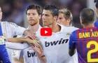 Những chiếc thẻ đỏ gây tranh cãi nhất khi Real Madrid đụng Barcelona