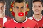 Top 10 mục tiêu chuyển nhượng của Manchester United năm 2018
