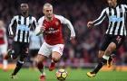 5 điểm nhấn Arsenal 1-0 Newcastle: Wilshere tiệm cận phong độ đỉnh cao