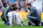Bale đáng sợ thế nào khi không chấn thương?