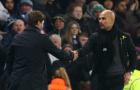 Guardiola cố gắng kìm nén niềm vui sau khi 'hủy diệt' Tottenham