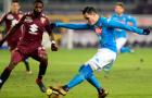 Highlights: Torino 1-3 Napoli (Vòng 17 Serie A)