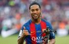 10 điều không tưởng chỉ mỗi Ronaldinho làm được