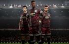 FIFA 18 tung liên tiếp áo mới của Man Utd, Juventus,...