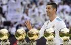 Ronaldo, Messi 'mất tích' trong top 10 VĐV giàu nhất