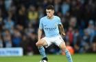 Sao trẻ Phil Foden chơi đầy nỗ lực trước Leicester City