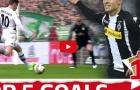Top 5 bàn thắng tuyệt đẹp của Thorgan Hazard