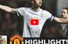 Highlights: Bristol City 1-2 Manchester United (tứ kết League Cup)