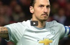 Màn trình diễn của Zlatan Ibrahimovic vs Bristol City