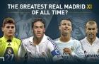 Ro béo tiếp tục vắng mặt trong đội hình xuất sắc nhất lịch sử Real