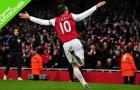 Robin van Persie khi còn chơi cho Arsenal
