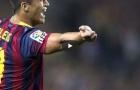 Siêu phẩm của Alexis Sanchez vào lưới Real Madrid (26/10/2013)