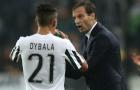 Allegri: 'Dybala hiểu vì sao cậu ấy phải ngồi dự bị'