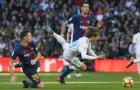 Luka Modric chơi tệ trước Barcelona