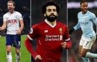 Cuộc đua 'Vua dội bom' Premier League căng thẳng tột độ