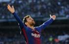 Messi dành hơn 83% thời gian đi bộ ở El Clasico