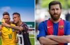 Ronaldo, Messi, Ibrahimovic phản ứng thế nào khi gặp bản sao?
