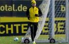Tập nặng trở lại, Marco Reus khiến Dortmund thở phào