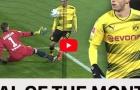 Bàn thắng đẹp nhất tháng 12 Bundesliga