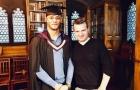 Đội trưởng Man City tốt nghiệp thạc sĩ quản trị kinh doanh