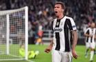 Mario Mandzukic - Ngôi sao đa năng của Juventus
