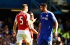 Những khoảnh khắc xấu chơi của Pepe và Diego Costa