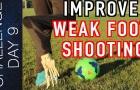 Cách để chơi bóng bằng cả 2 chân như 1