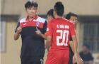 HLV Phan Thanh Hùng tiếc nuối khi phải chia tay với Minh Tùng